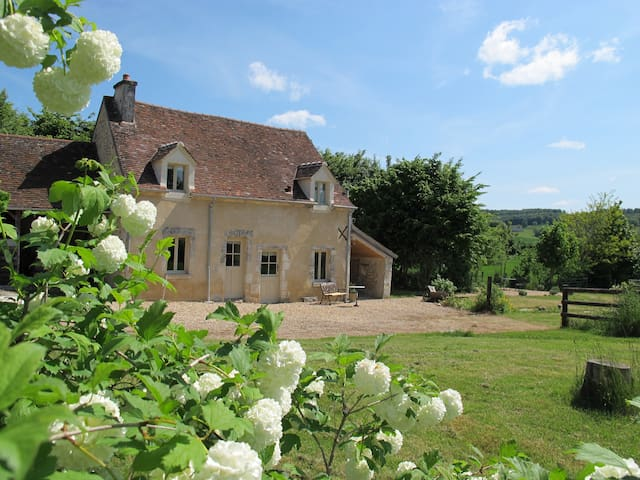Charming cottage in natural  park, Lower Normandy.