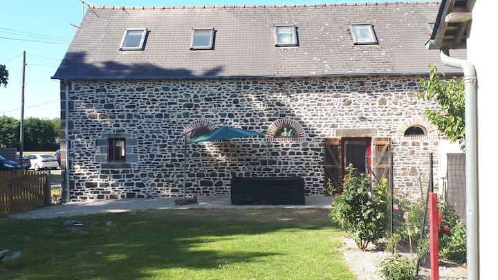 Farmhouse near Mont Saint Michel, St Malo, Dinan