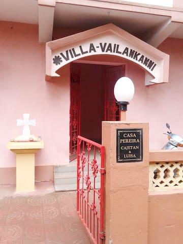 Villa Velankanni - Balcony Flat