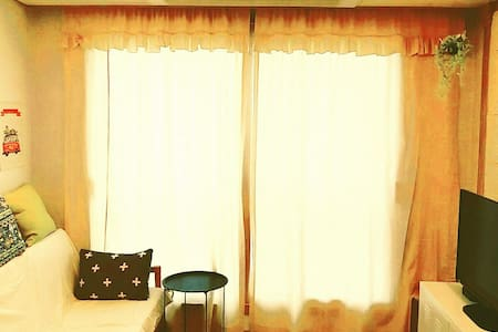 Lovely & Cozy Entire Apartment, 독채, 위치좋음. - Gangjeong-dong, Seogwipo-si - Daire