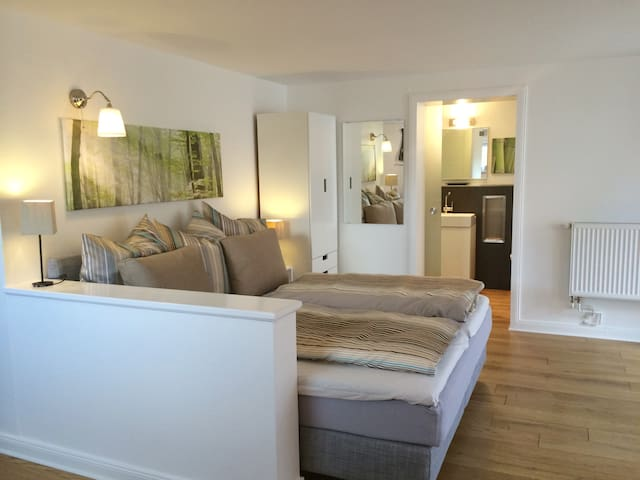 Modernes  Apartment  für 2-4 Pers.