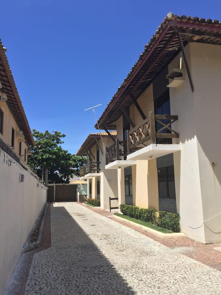 Salvador - Casa 3q, tranquila, perto da praia