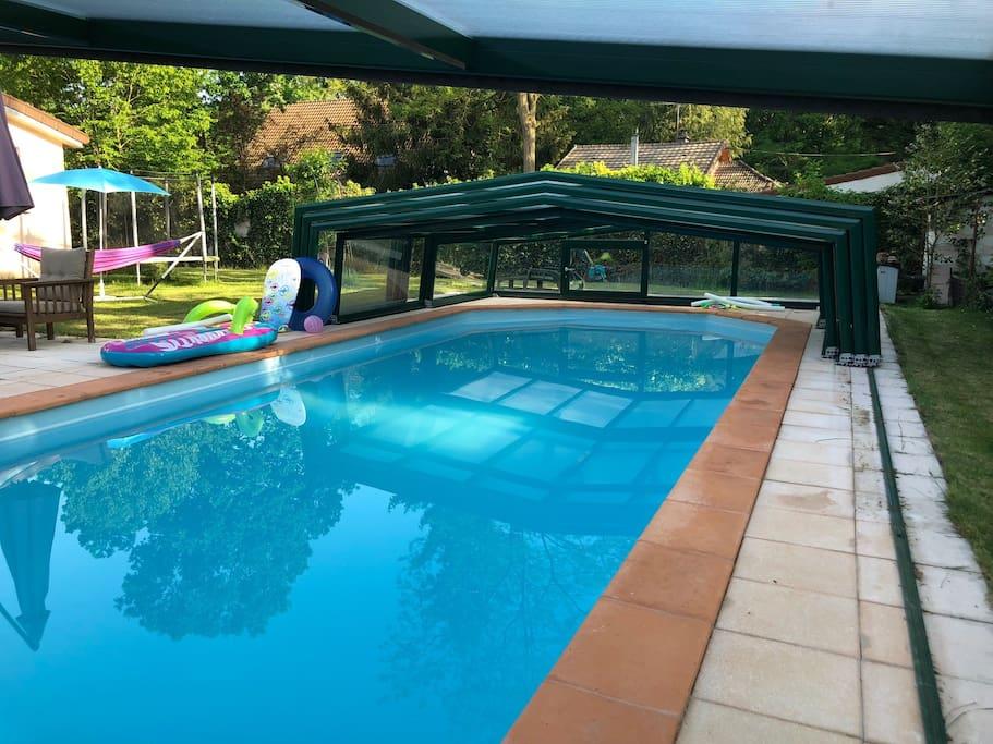 a 600 m tres de la gare piscine chauff e couverte lofts