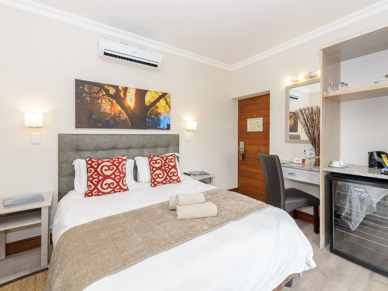 Double Room Wheelchair Friendly