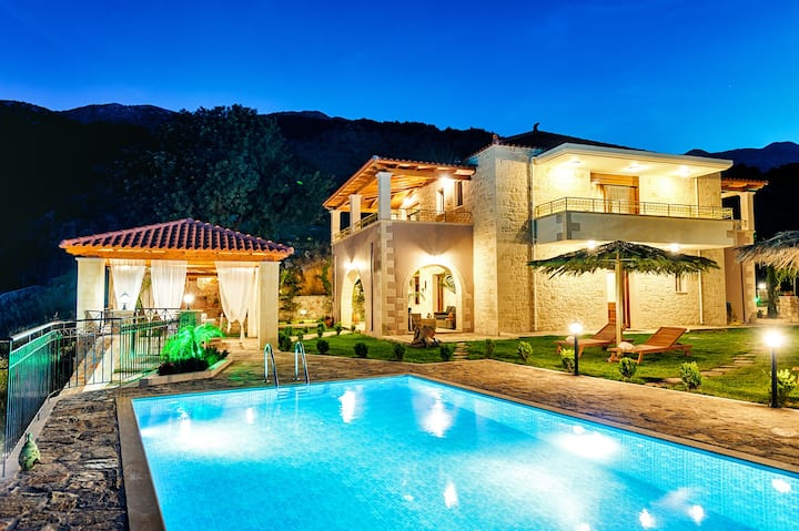 Villa Nicol Webnode: A dream experience !