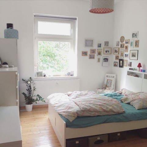 A beautiful apartment in the centre - Essen - Apartment