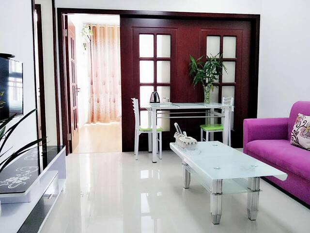 宁国路龙虾一条街BINGO缤购公寓豪华大床房 - Hefei - Apartment
