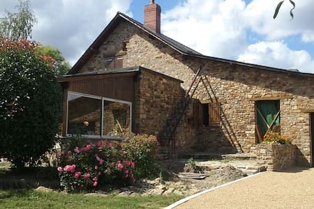 La Gautellerie - Grez-Neuville - Bed & Breakfast
