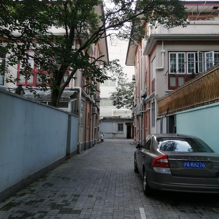 上海风情老洋房欢迎华山华东医院短租客
