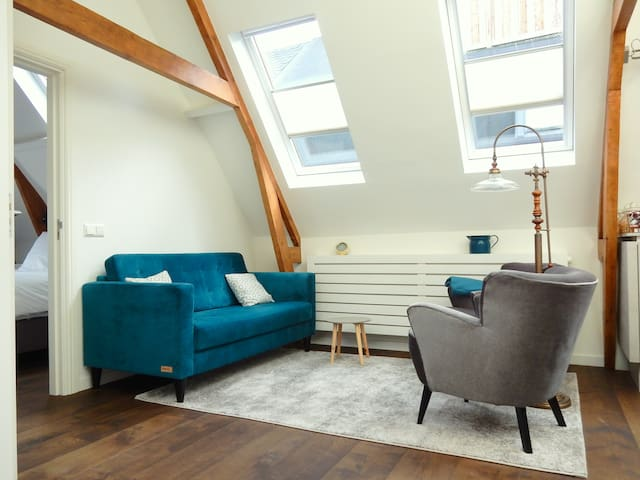 A penthouse in the heart of Amsterdam (free WiFi)