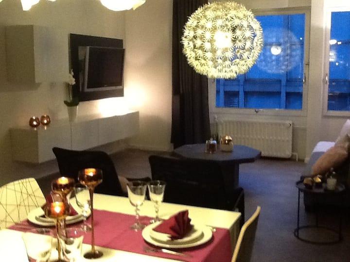 THE APARTMENT 44 - calm & contemporary - Liège