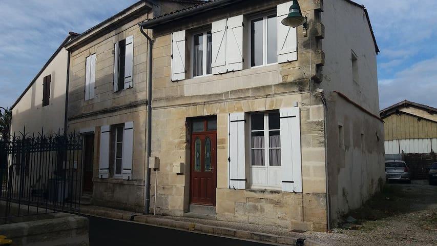 maison au coeur de Margaux - Margaux