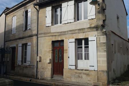 maison au coeur de Margaux - Margaux - Townhouse