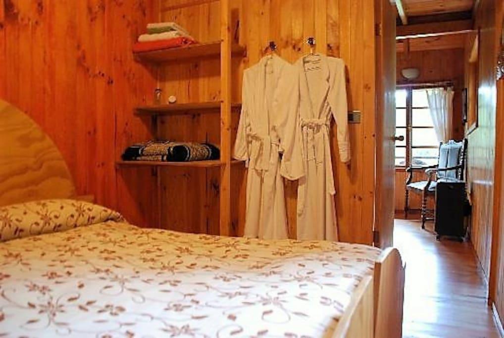 Alerce -- double/matrimonio room