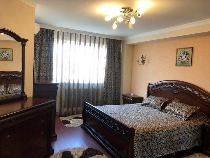 Квартира  в центре Ташкента-элитный район!