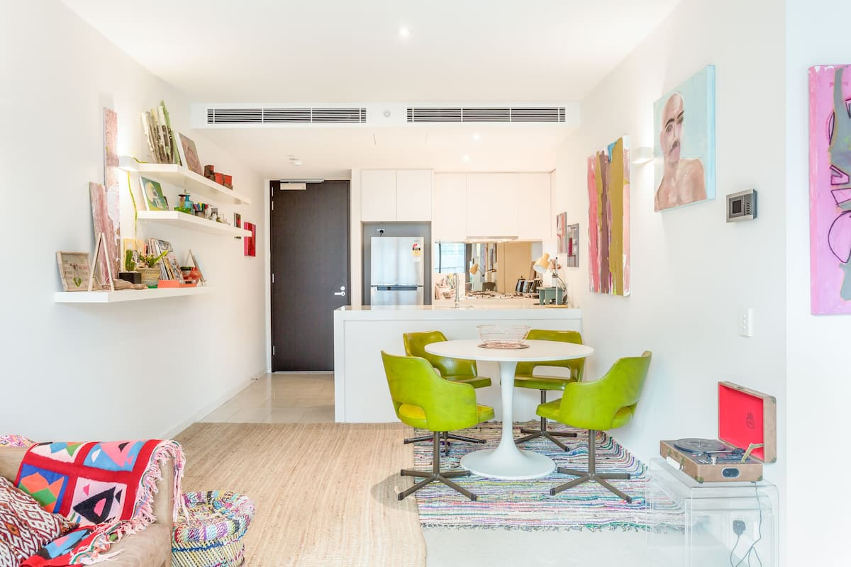 Quirky Apartment in Central Business District