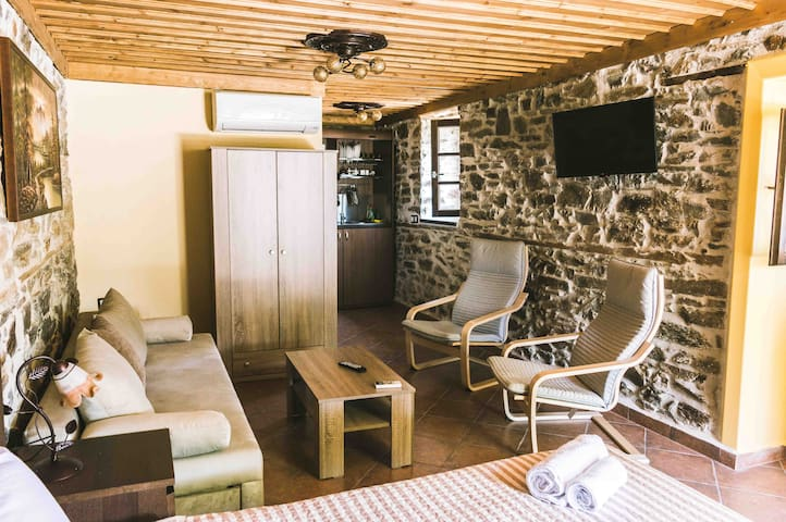 Traditional Apartment - Old Nikiti Village