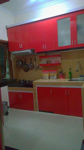 Homestay 3BD wth Complete Houseware