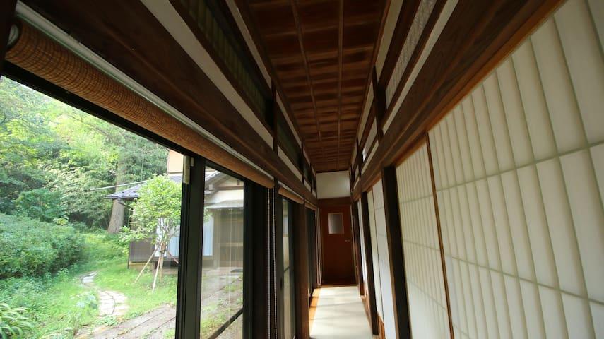 Ancient House&free pick up Narita Ariport NT1 No.3 - Shibayama - Bed & Breakfast