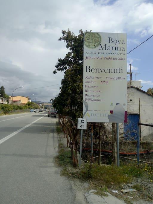 bova marina:area ellenofona:si parla il grecanico