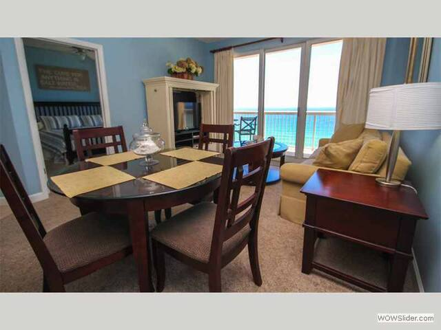 SEY1205 - Upscale, Deluxe Suite with Fantastic Gulf View - Panama City Beach - Wohnung