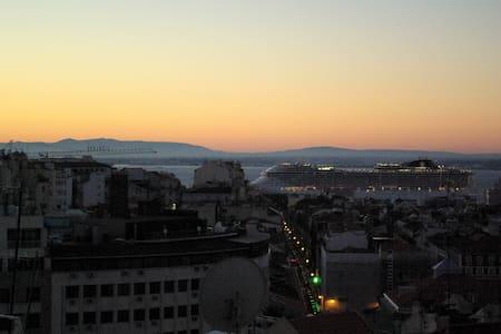 OUTinLisbon - Lisboa - Cabane dans les arbres