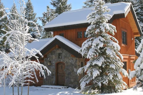 Ski in/Ski out Cottage w/Hot Tub @ Tamarack Resort