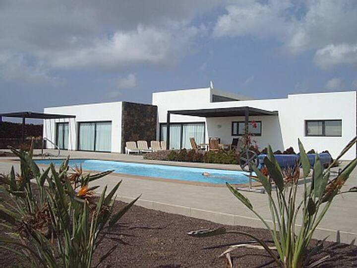 North Shore Villas Lajares, VILLA ALEGRE (TYPE A)