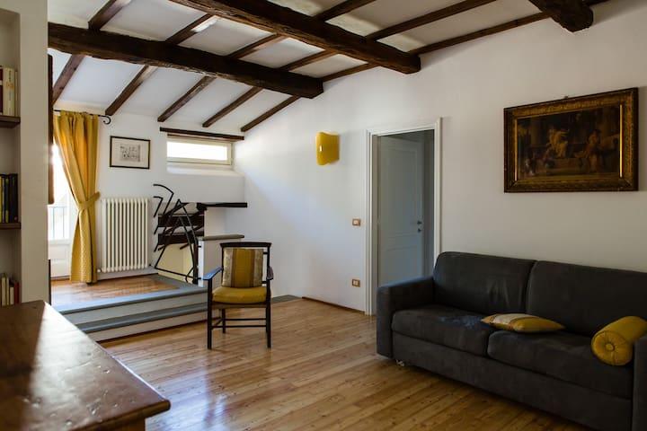 In Palazzo Storico tra Firenze Bologna e Ravenna - Marradi - House