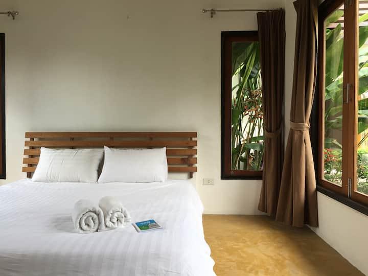 1-Bedroom with Tropical Living @ Koh Samui
