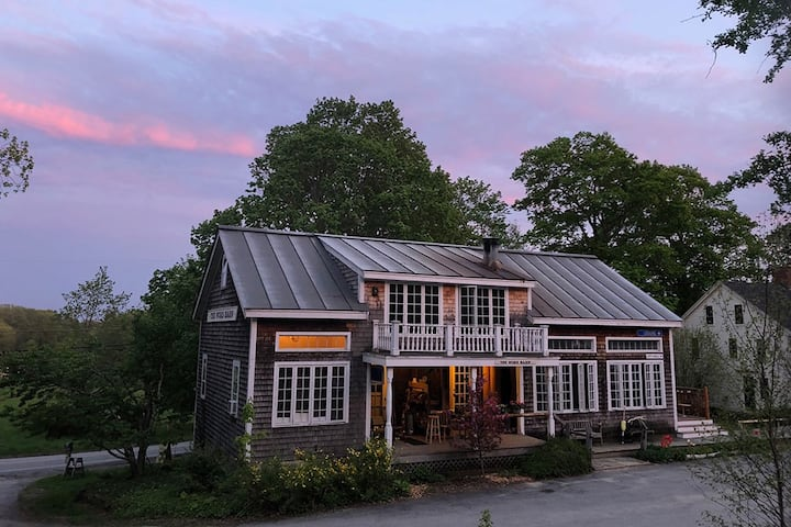The Word Barn, Exeter, NH