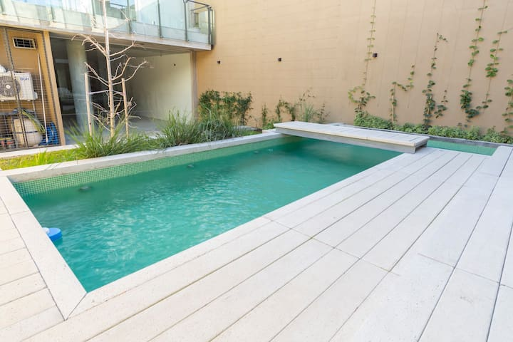 Lovely sunny 1BR home in Palermo Hollywood