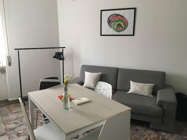 Appartamento in centro a due passi dal mare