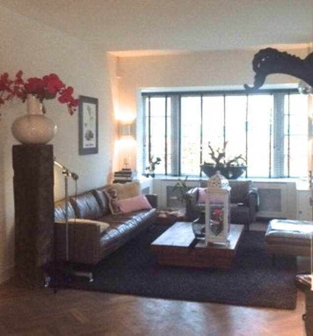 spacious and cosy livingroom