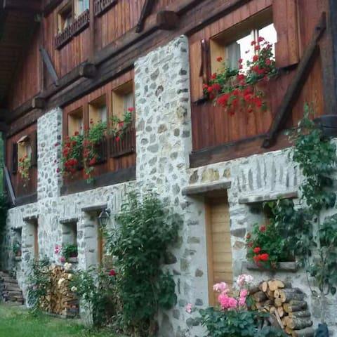 Maso Plaze - Cogolo - Blockhütte
