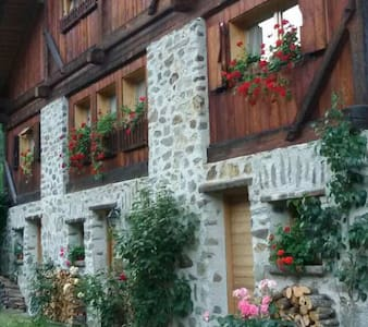 Maso Plaze - Cogolo - Cottage