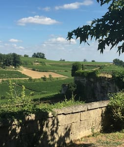 House - heart of Saint Emilion with amazing view - Saint-Émilion - House