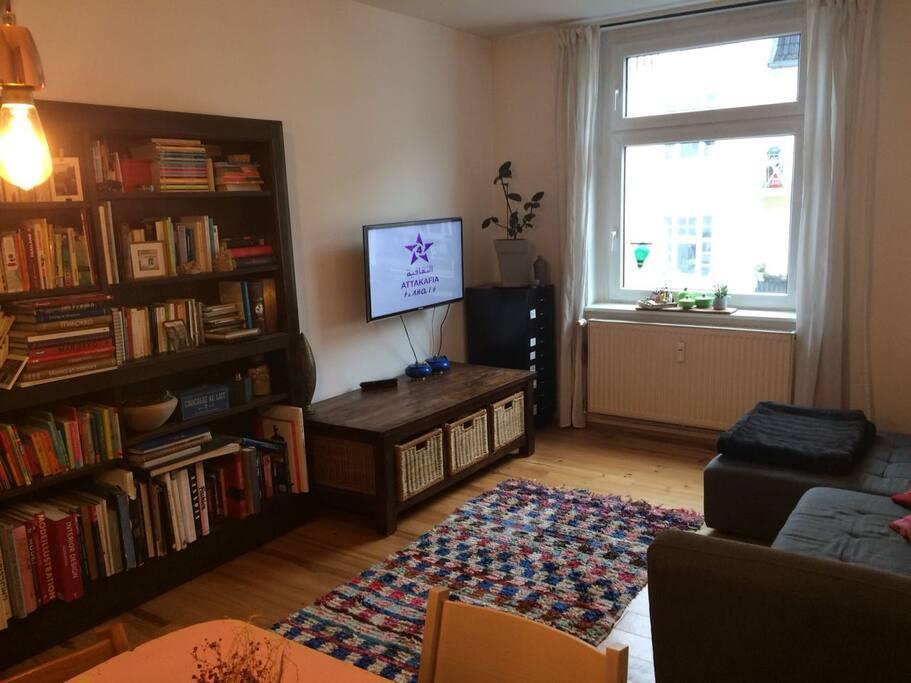 Wohnzimmer-living room