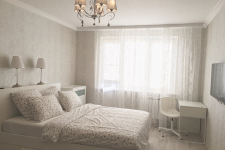 New light apartment in city center - Moskva