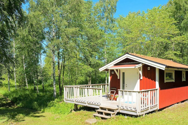 4 person holiday home in AXVALL