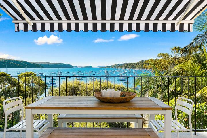 PITTWATER JEWEL - Direct access to the beach