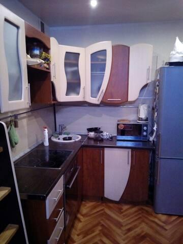 Квартира-студия в Шушарах (м.Звездная)