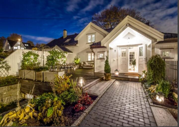 Very nice and small house in Oslo