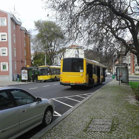 A Casinha dos Olivais - Lisboa - Haus