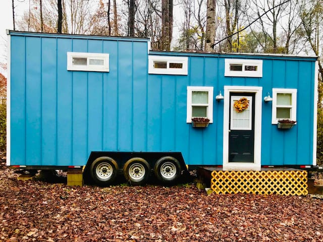 A Charming Tiny House in the Triad