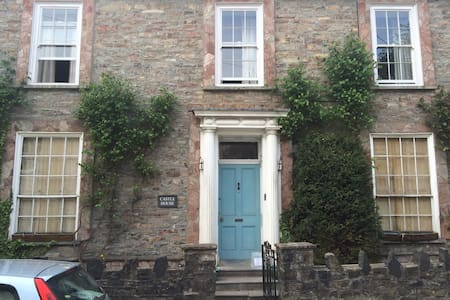 Double Room in Bampton, Devon, GB (one of two) - Bampton