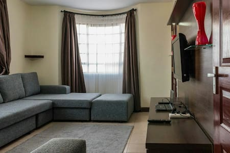 Entire Apartment  near  UN nairobi - Nairobi