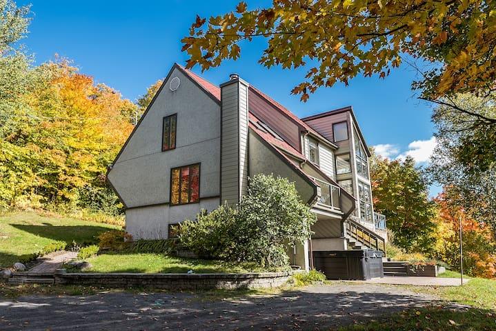 Chalet Louise in Mont-Tremblant - Lac-Supérieur - Blockhütte