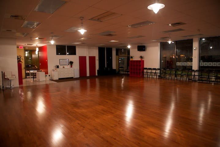 A beautiful Studio for your events near Montreal