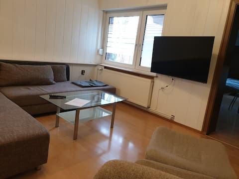 75qm Apartment with garden in near Aachen